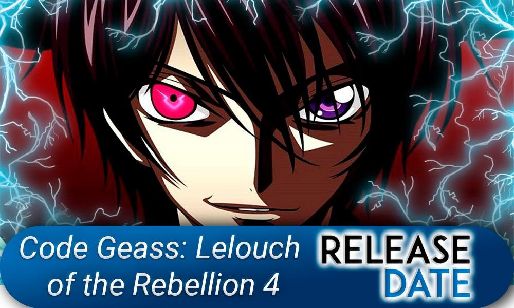 Code Geass: Lelouch of the Rebellion 4