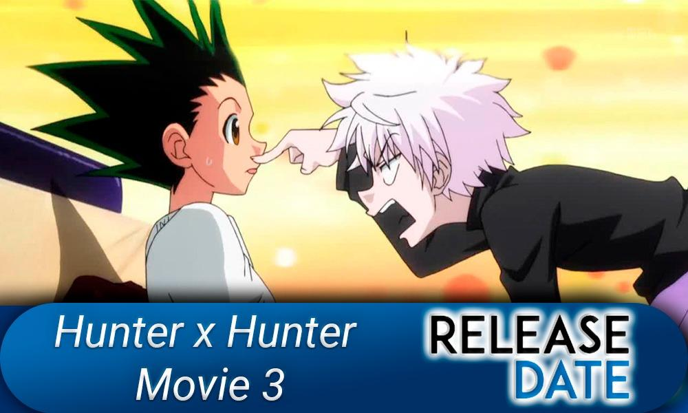 Hunter x Hunter Movie 3