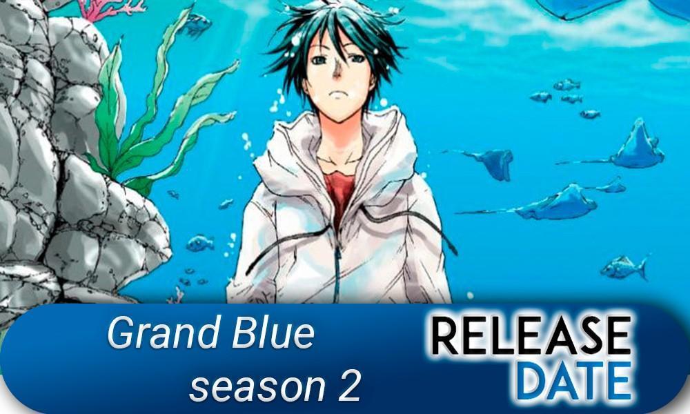 Grand Blue season 2
