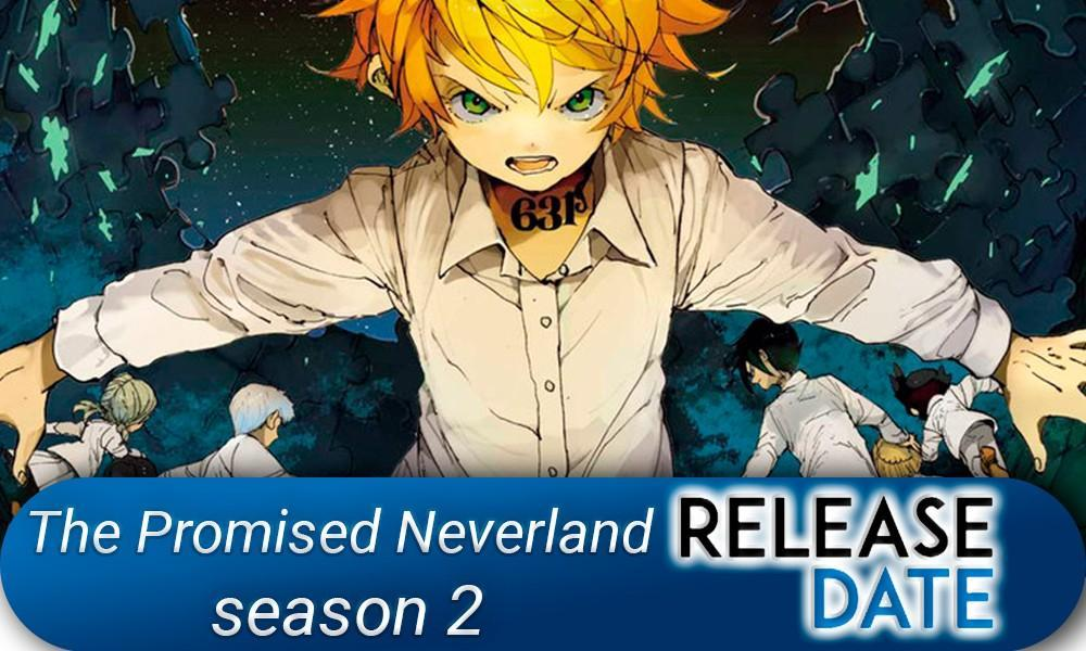 The Promised Neverland Season 2 / Yakusoku no Neverland 2