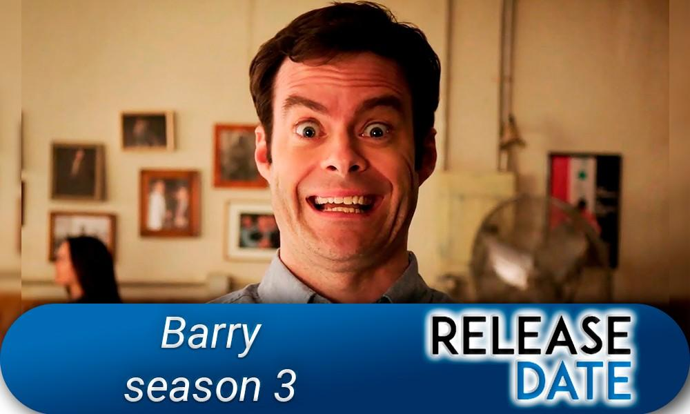 Barry Season 3
