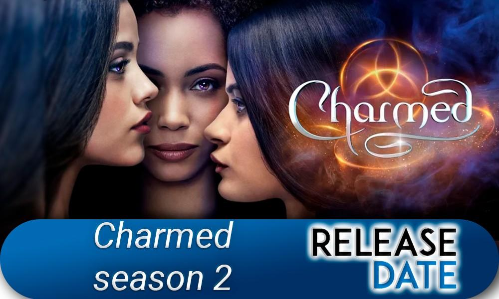(New) Charmed Season 2