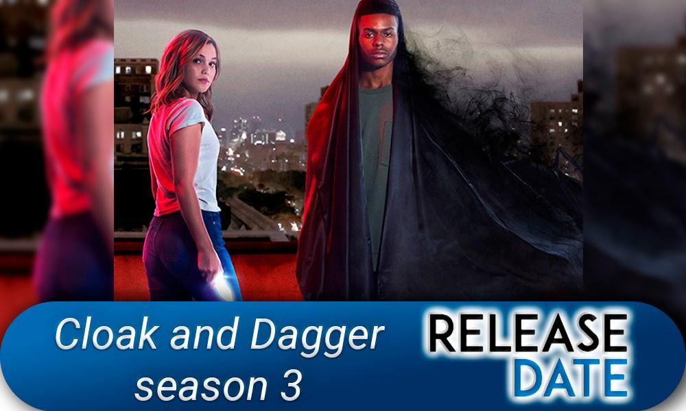 Cloak and Dagger Season 3