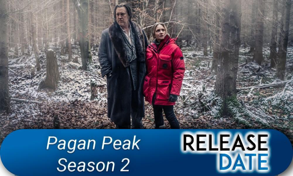 Pagan Peak Season 2 /Der Pass 2