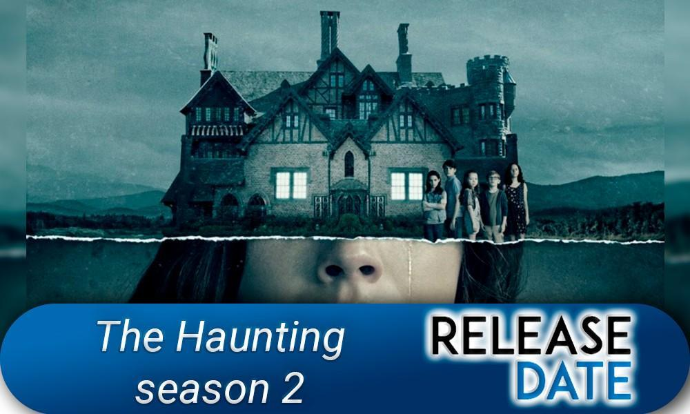 The Haunting of Hill House 2 / The Haunting of Bly Manor