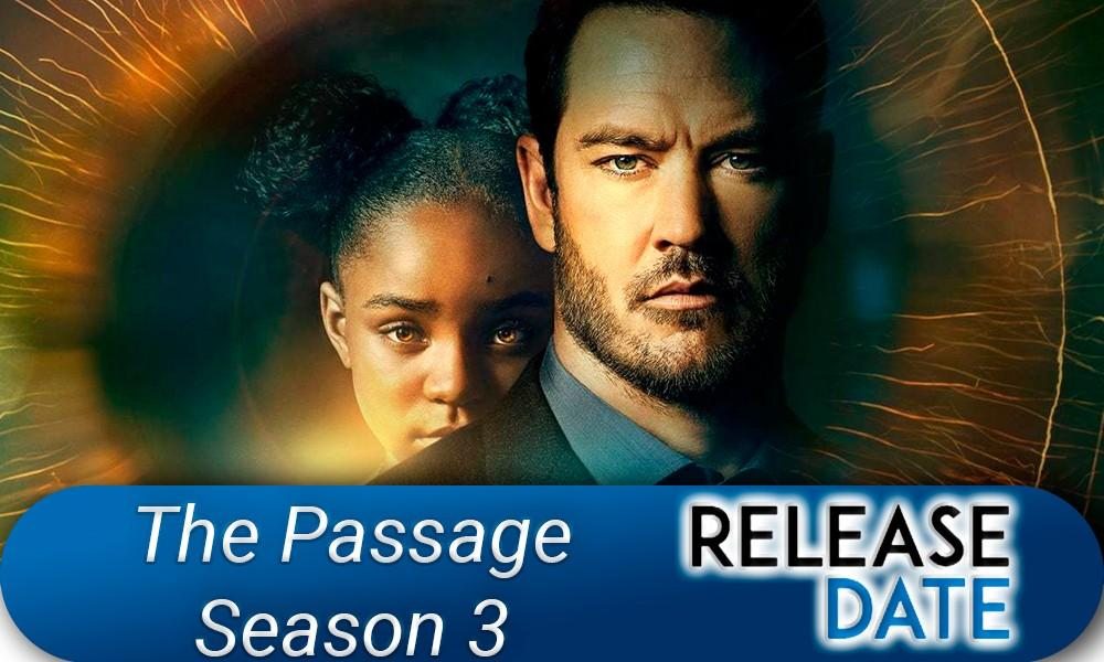 The Passage Season 3