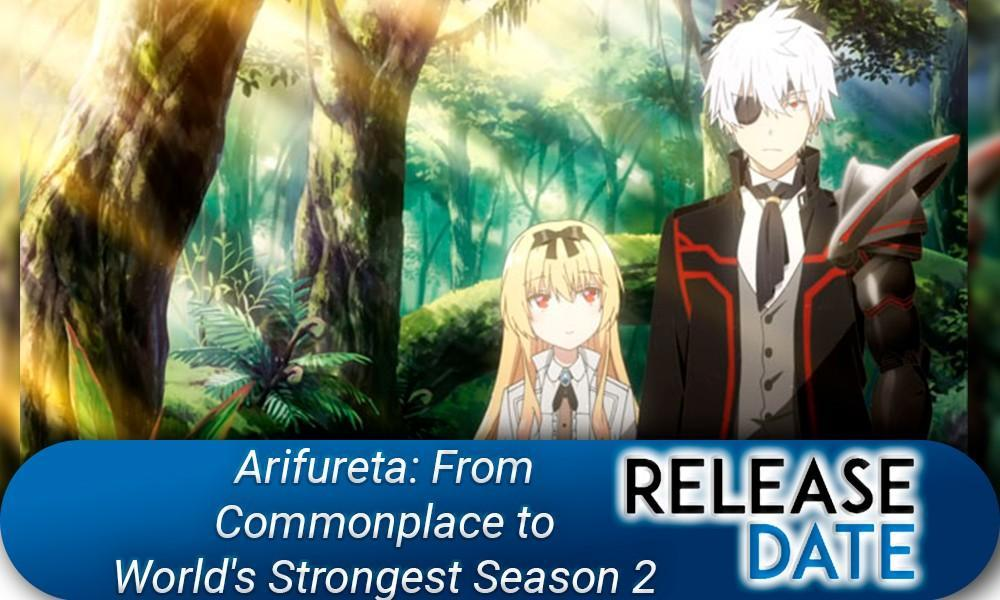 Arifureta: From Commonplace to World's Strongest Season 2