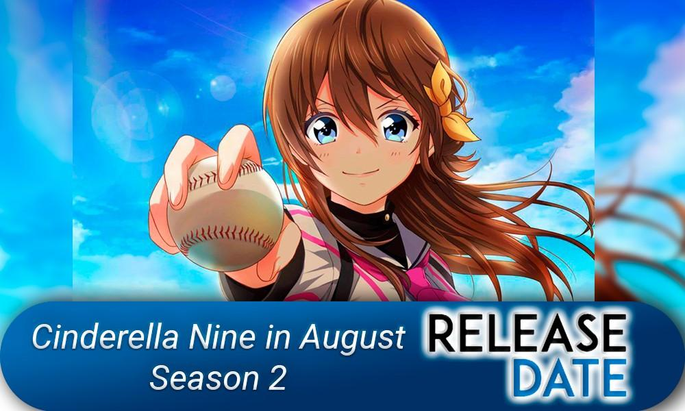 Cinderella Nine in August Season 2
