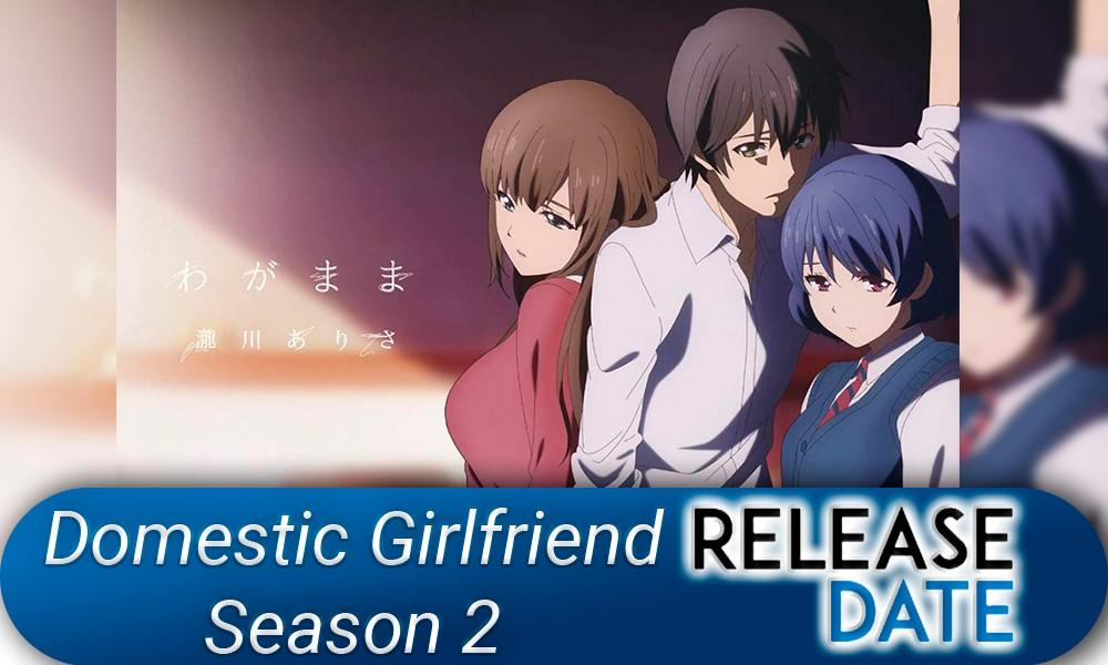 Domestic Girlfriend Season 2 / Domestic na Kanojo 2