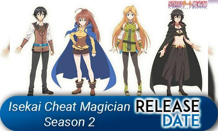 Isekai-Cheat-Magician-Season-2