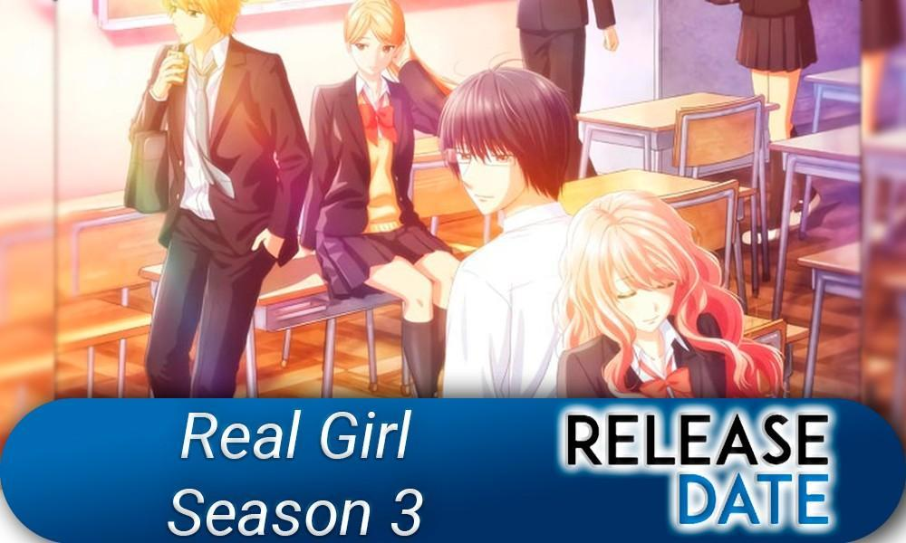 3D Kanojo: Real Girl Season 3