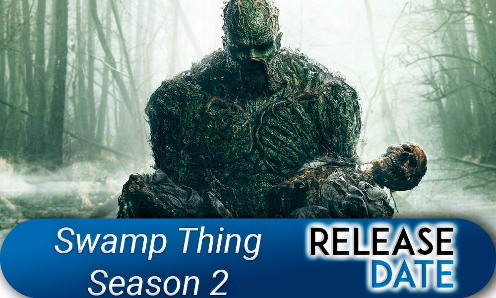 Swamp Thing Season 2