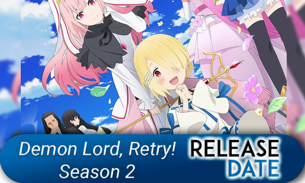 Demon Lord, Retry! Season 2