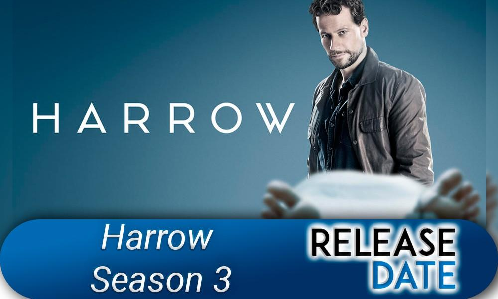 Harrow Season 3