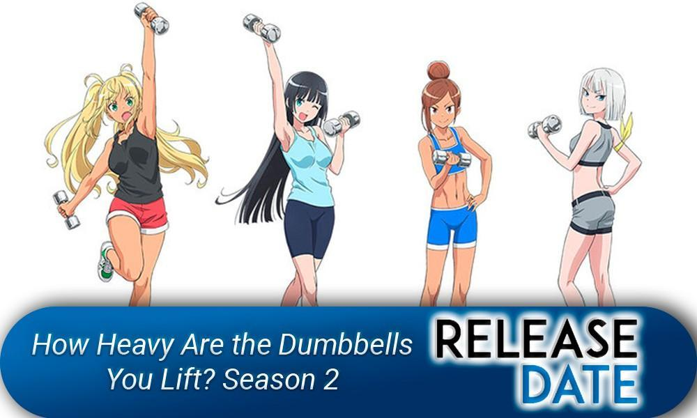 How Heavy Are the Dumbbells You Lift? Season 2
