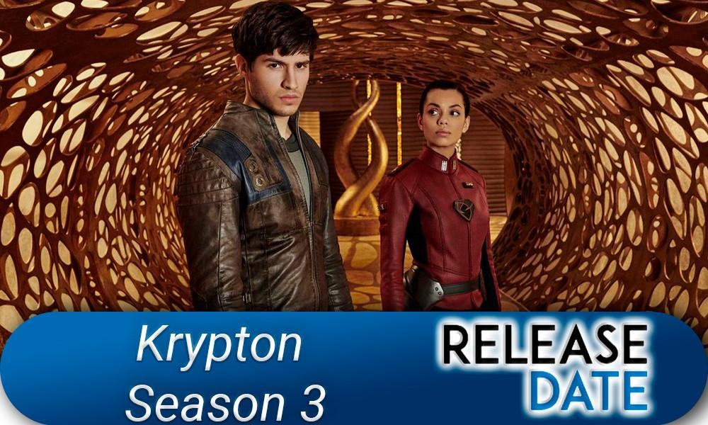 Krypton Season 3