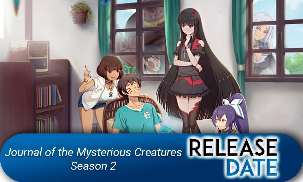 Journal of the Mysterious Creatures Season 2