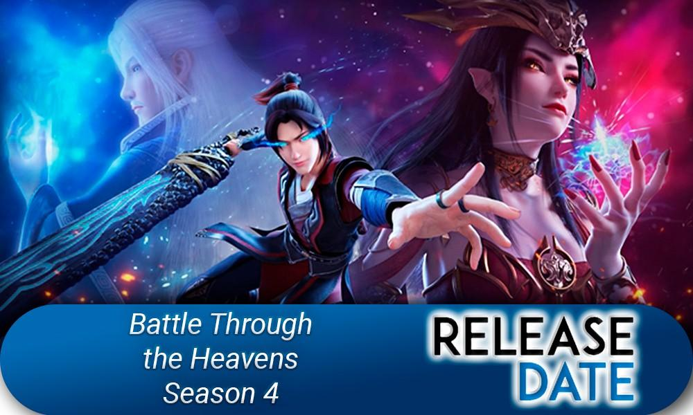 Battle Through the Heavens Season 4 / Doupo Cangqiong 4