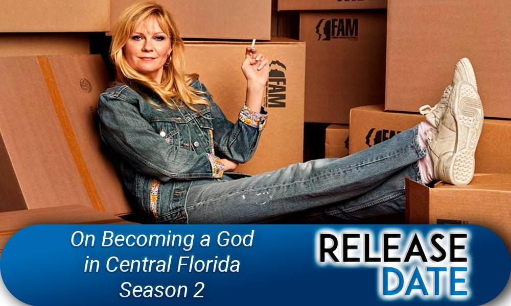 On Becoming a God in Central Florida Season 2