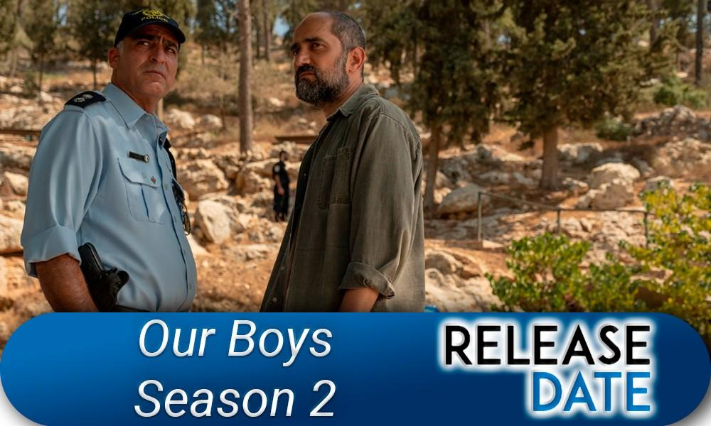 Our Boys Season 2