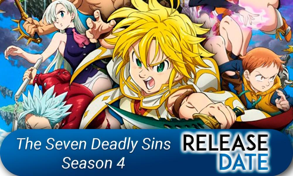 Nanatsu no Taizai / The Seven Deadly Sins Season 4