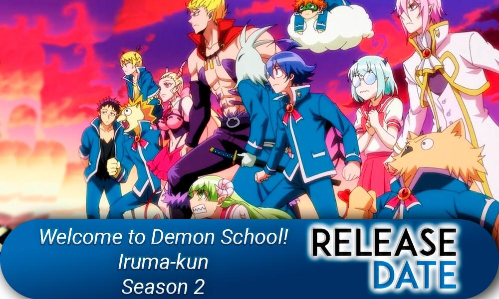 Welcome to Demon School! Iruma-kun Season 2