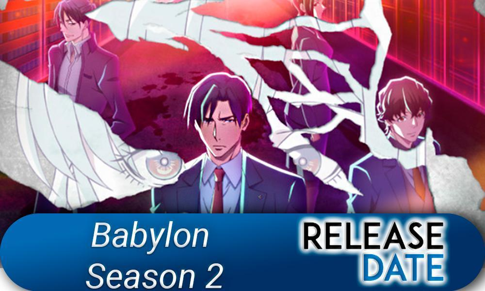 Babylon Season 2