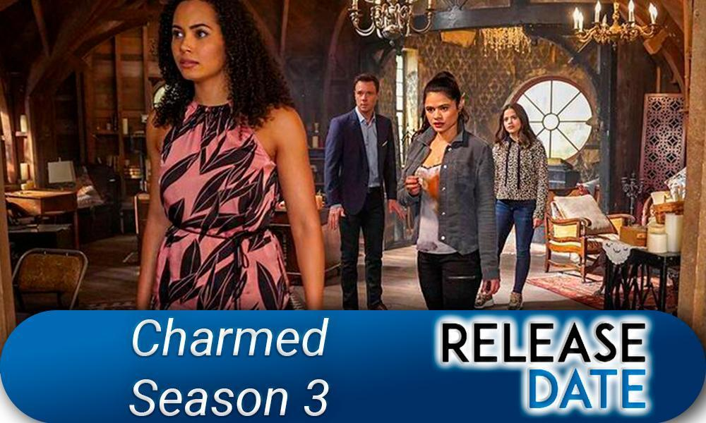 (New) Charmed Season 3