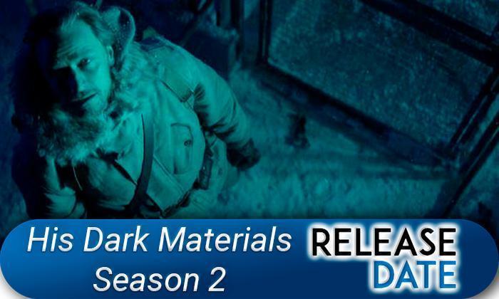 His Dark Materials 2