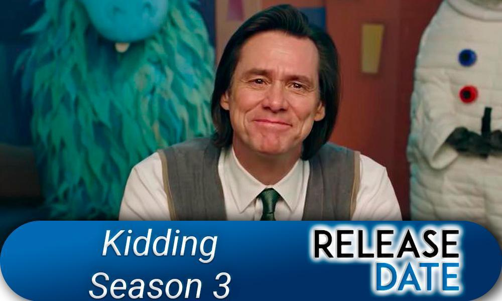 Kidding Season 3