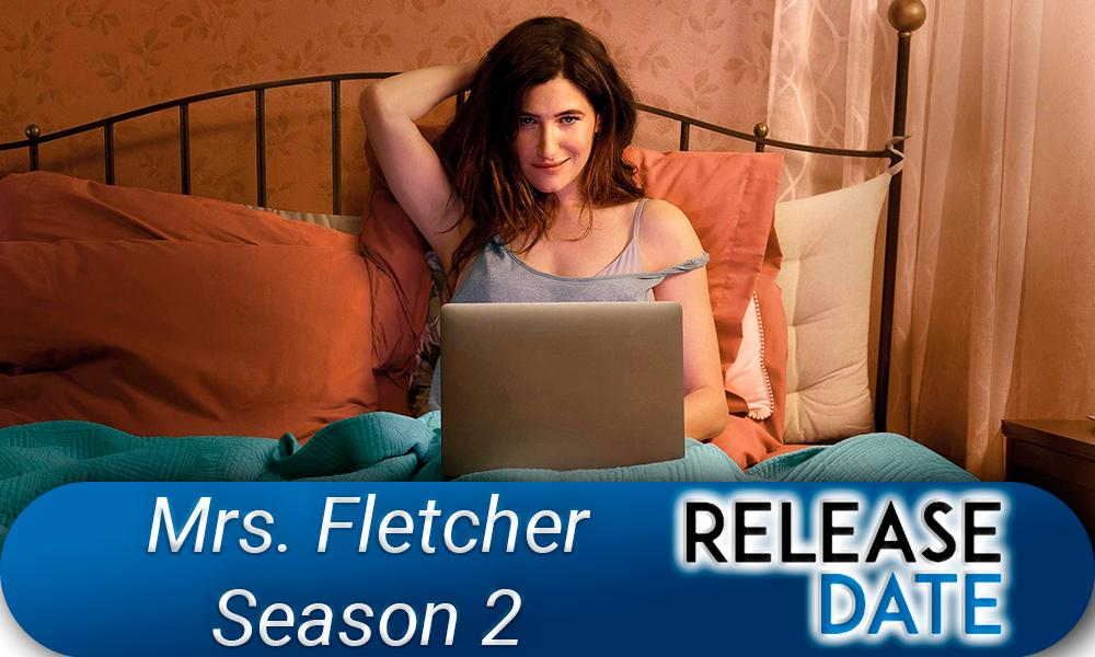 Mrs. Fletcher Season 2