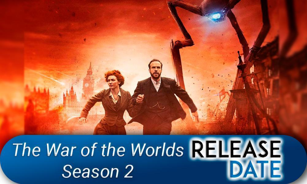 The War of the Worlds (UK) Season 2