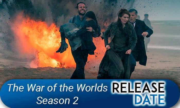 The War Of The Worlds Season 2