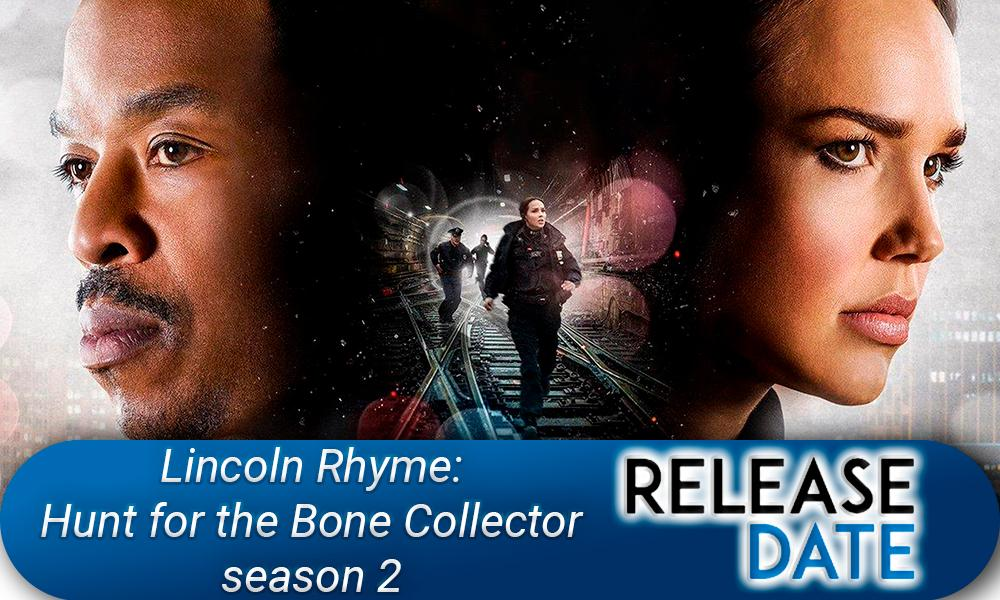 Lincoln Rhyme: Hunt for the Bone Collector Season 2