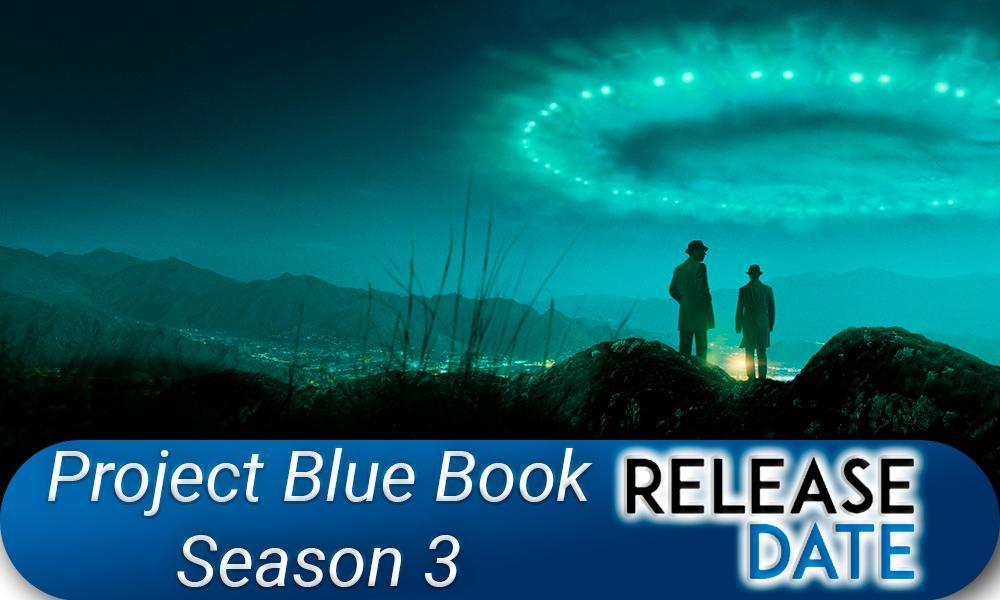 Project Blue Book Season 3