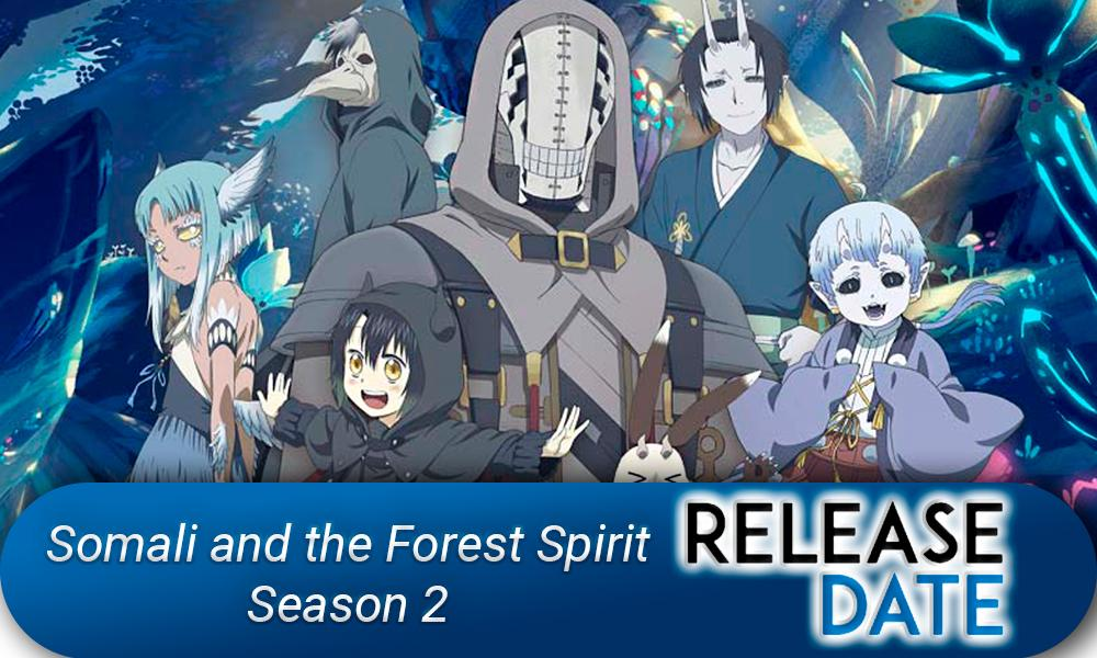 Somali and the Forest Spirit Season 2