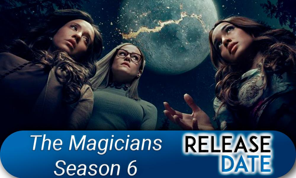The Magicians Season 6