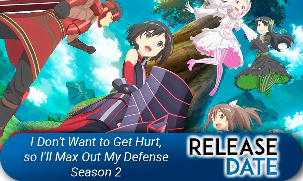 BOFURI: I Don't Want to Get Hurt, so I'll Max Out My Defense Season 2
