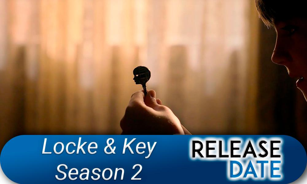 Locke & Key Season 2