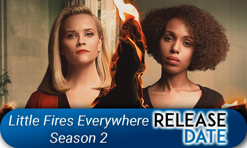 Little Fires Everywhere Season 2