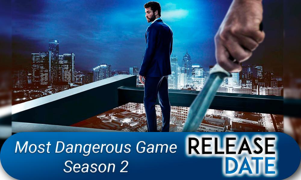 Most Dangerous Game Season 2