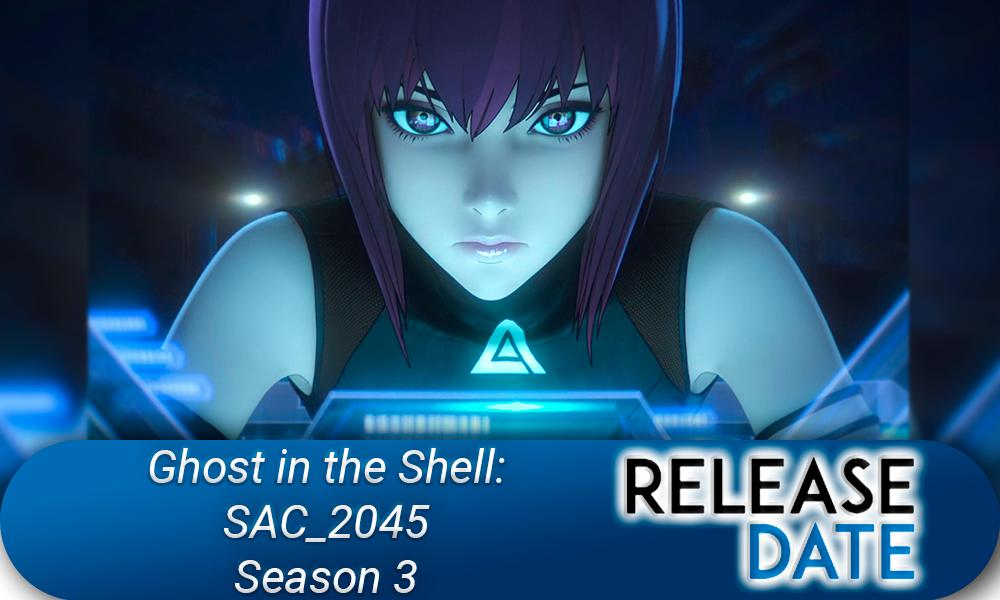 Ghost in the Shell: SAC_2045 Season 3