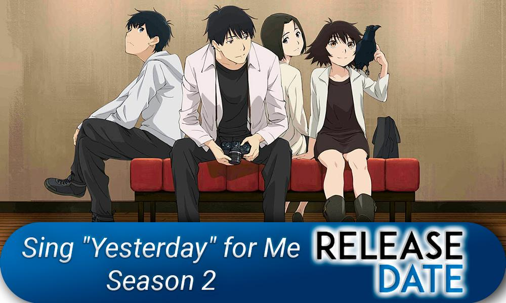 "Sing ""Yesterday"" for Me Season 2"